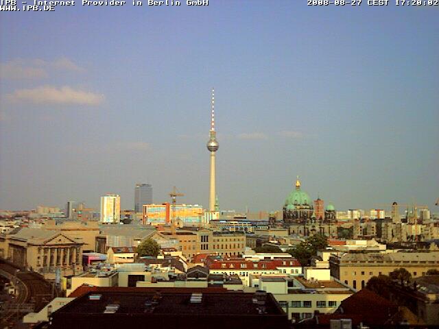 Веб Камера Вид на Берлин 2 , Берлин, Германия