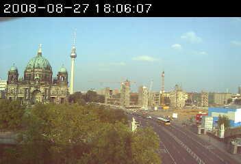 Веб Камера Вид на Берлин 3 , Берлин, Германия