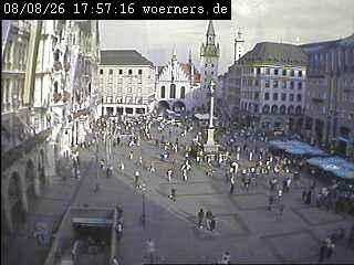 Плошад Marienplatz 2
