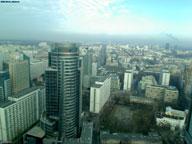 Варшава  - вид на севере